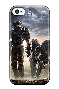 Excellent Design Halo Phone Case For Iphone 4/4s Premium Tpu Case
