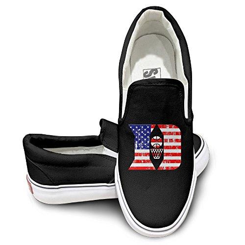 harriy-duk-unisex-slip-on-flat-canvas-sneaker-shoes-42-black