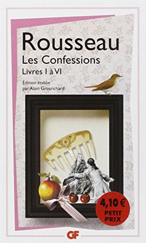 Les Confessions (French Edition) (Philosophie (1))