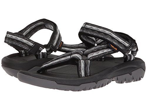 Teva Women's Hurricane XLT Sandal, Hazel Black, 9 US Lago Black/Grey
