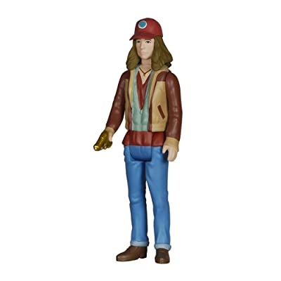 Funko Reaction: Tomorrowland - Casey Action Figure: Funko Reaction:: Toys & Games
