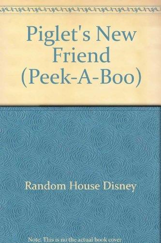 Download Piglet's New Friend (Peek-a-Boo) pdf epub