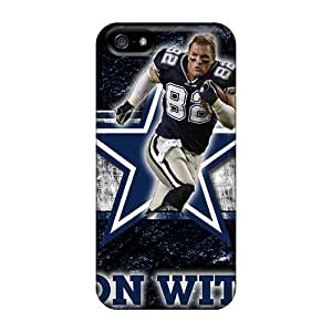 For Iphone 5/5s Protector Cases Dallas Cowboys Phone Covers by runtopwell