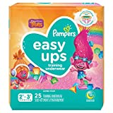 Pampers Easy Ups Training Underwear Girls Size 4