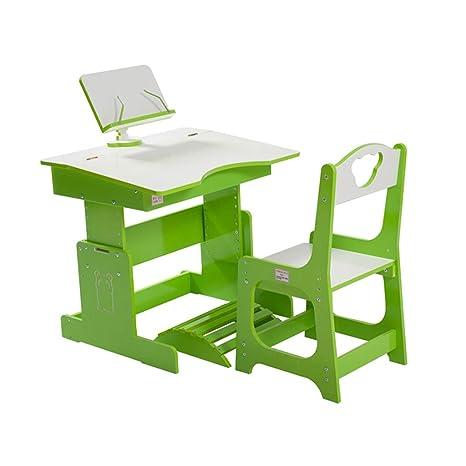 Amazon.com: Juego de mesa y sillas Xing Hua Shop para ...