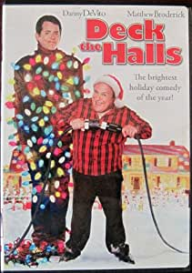 """Deck the Halls"" w/Danny Devito and Matthew Broderick"