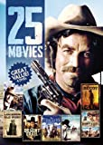 25-Movie Western Movies on 4 DVDs
