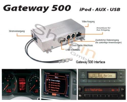 Dension Gateway 500 MOST GW51MO2