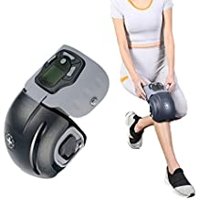 ALPHAY Heat and Vibration Pain Relief Knee Wrap Massager Knee Care Device for Arthritis(As Picture,Free)