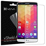 LG G4 Screen Protector - VENA vShield [Anti-Glare Matte] Anti-Scratch Shield with Lifetime Replacement Warranty for LG G4 (Compatible with Leather LG G4) (3 Pack)