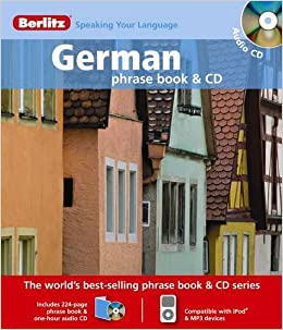 >>DJVU>> Berlitz German Phrase Book & CD. comfort falta potente portable Towards