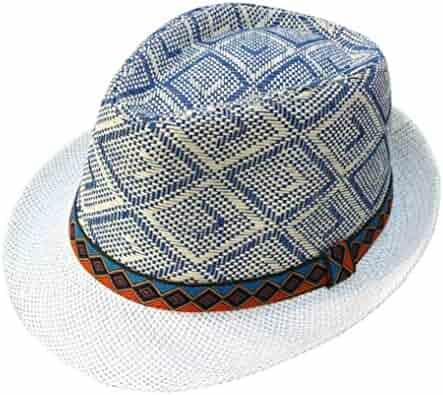 da65d6b762fcb Summer Women Men Straw Sun Hat Elegant Queen Homburg Gentleman Hat Beach Cap  Panama Hat