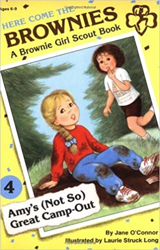 Book Amy's (Not So) Great Camp-out (Here Come the Brownies) by Jane O'Connor (1993-09-01)