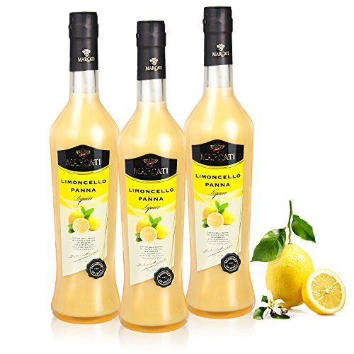 Cream Limoncello Capri Sorrento (Box 3 Bottles)