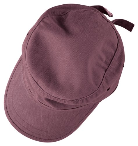 Authentic Pigment 100% Cotton Cafe Hat Cap - Brick (Mens Pigment)