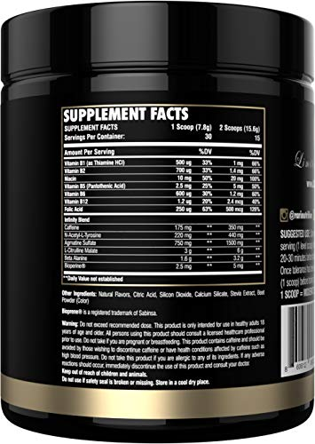 Buy natural preworkout