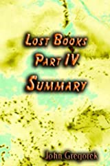 Summary Lost Bible Books (part 4) Kindle Edition