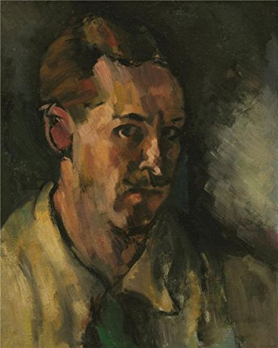 Oil Painting 'Stanton Macdonald Wright,Self-Portrait,ca.1907-1909' Printing On Perfect Effect Canvas , 10x13 Inch / 25x32 Cm ,the Best Bar Decoration And Home Decor And Gifts Is This Reproductions Art Decorative Canvas Prints