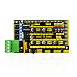 KEYESTUDIO 3D Printer Controller RAMPS 1.4 REPRAP MENDEL PRUSA for Arduino Mega