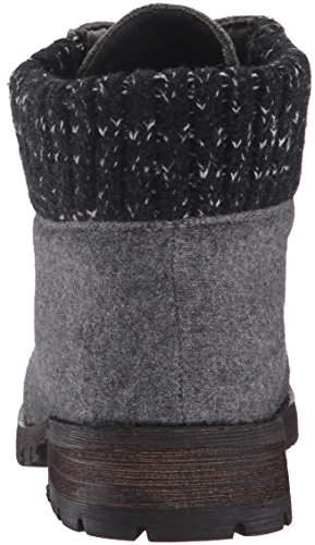 Grey Treble Women's Boot Dirty Winter Flannel Dark Laundry xTqvxwYU