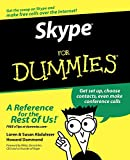 img - for Skype For Dummies book / textbook / text book