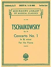 Concerto No. 1 in B-flat minor, Op. 23: Schirmer Library of Classics Volume 1045 Piano Duet