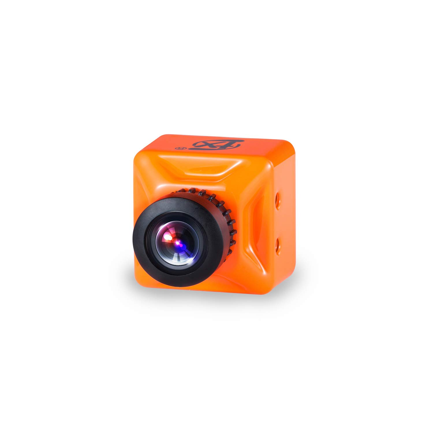 FXT T82 Venus Pro Camera 800TVL Mini Camera with OSD for FPV Racing Drone Quadcopter Orange by TX