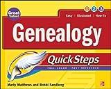 img - for Genealogy QuickSteps book / textbook / text book