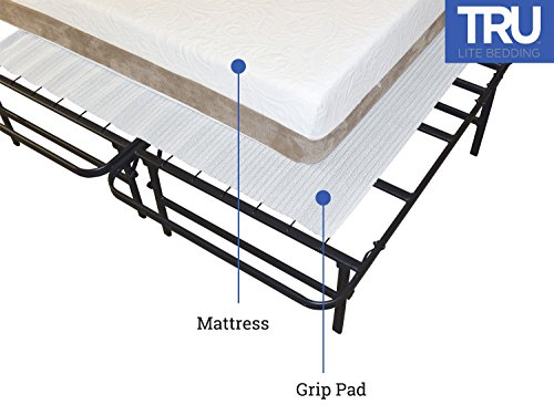 Tru Lite Bedding Non Slip Mattress Grip Pad Keeps All