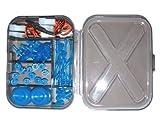 Lamptron Noise & Vibration Reduction Kit UV Blue