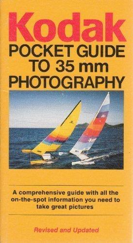 Kodak Pocket Guide to 35Mm Photography (Kodak Pocket Guides)