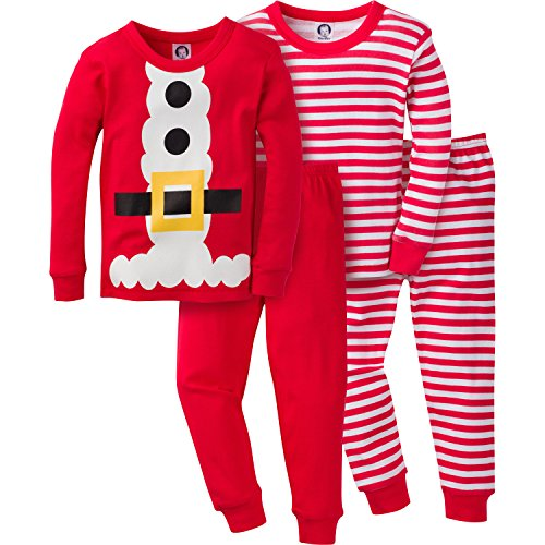 Gerber Unisex Toddler Holiday Cotton