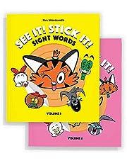 See it! Stick it! Sight Words (Vol 3 & 4)