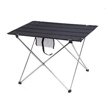 Ylovow Con Mesa Para Mesas De Aluminio Portátiles Laterales Acampar xBrdCthQso
