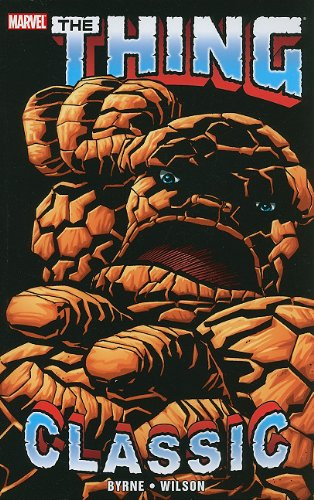 the thing marvel - 2