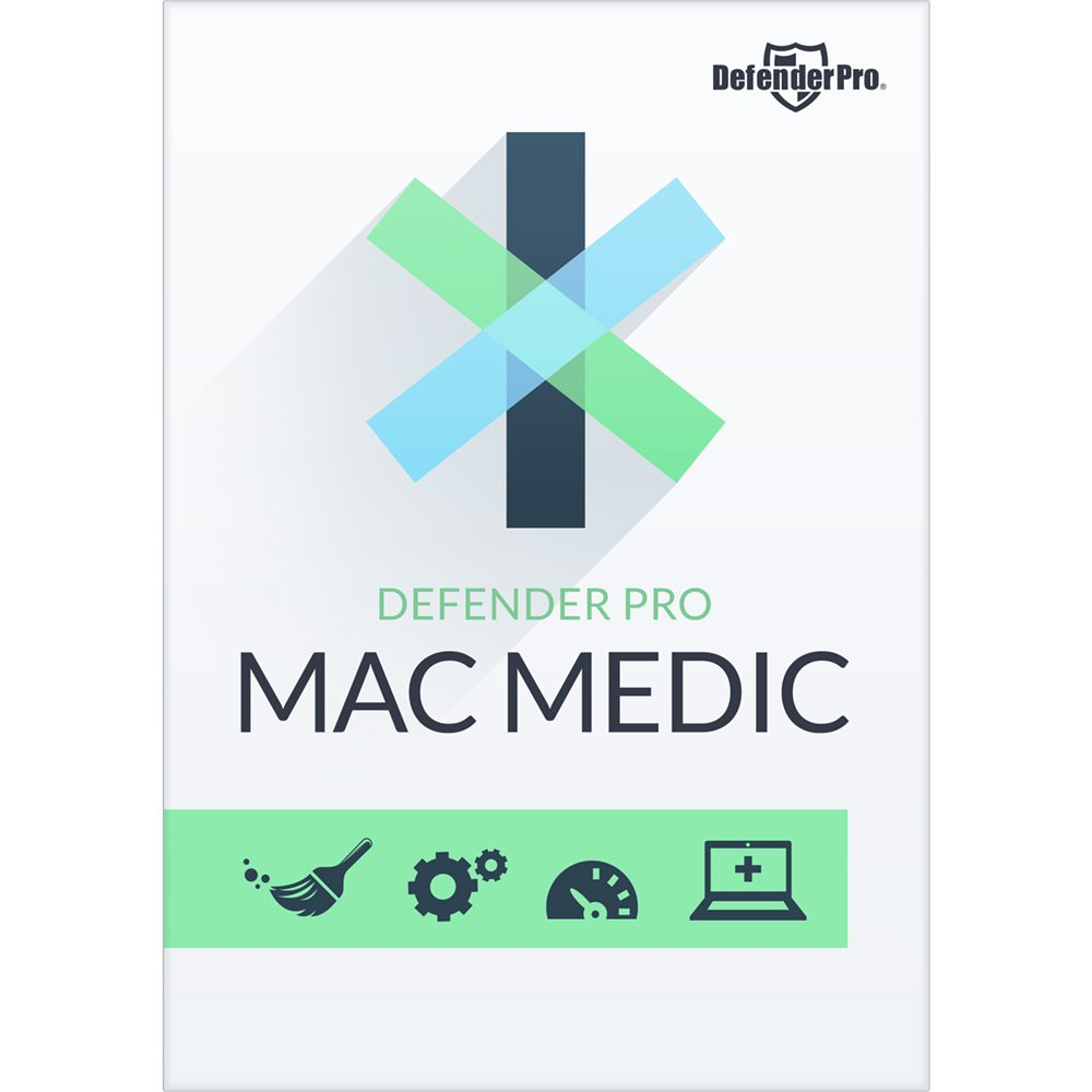 Defender Pro Mac Medic [Download] by Bling