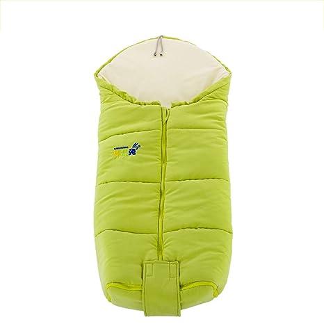 Saco de Dormir para bebés, Abrazos para Espesamiento Tanto en otoño como en Invierno,
