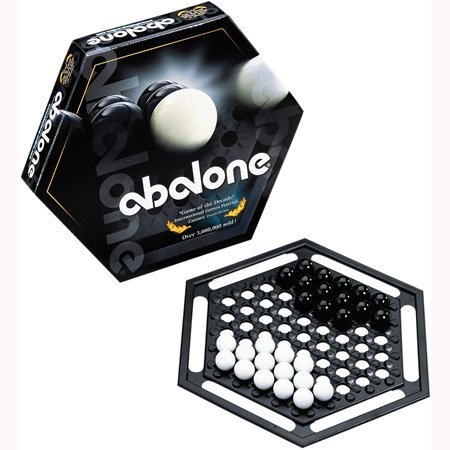 Tickles Abalone Strategy Board Game for Kids Indoor Family Games