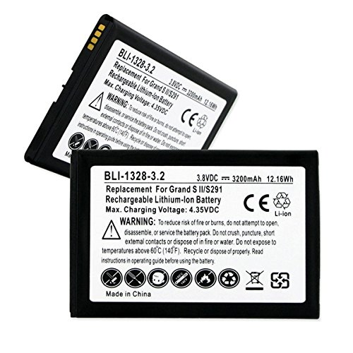 Empire Industries ZTE Z955L Cell Phone Battery (Li-Ion 3....