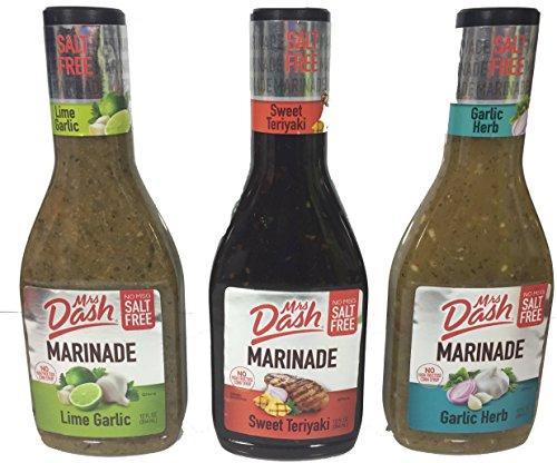 Mrs. Dash Marinade Salt-Free Pac...