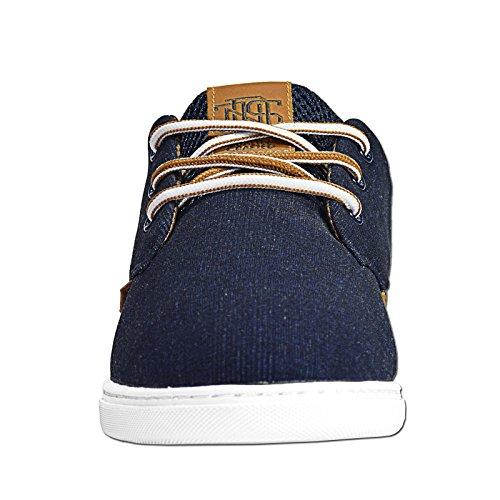 Djinns - Zapatillas de tela/sintético para hombre azul azul azul - azul