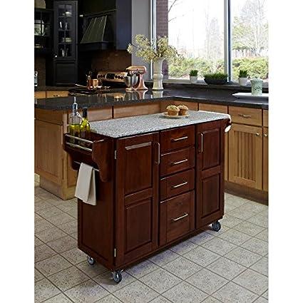 Amazon Com Home Styles Design Your Own Kitchen Island Kitchen