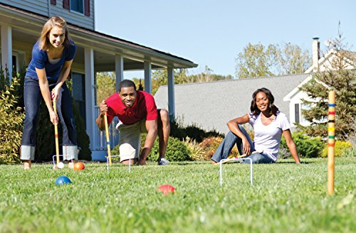 EastPoint Sports 6-Player Croquet Set with Caddy by EastPoint Sports (Image #6)
