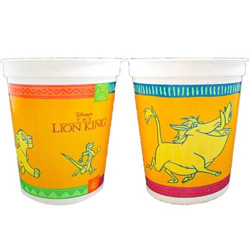 2ct Lion King /& Friends Reusable Keepsake Cups