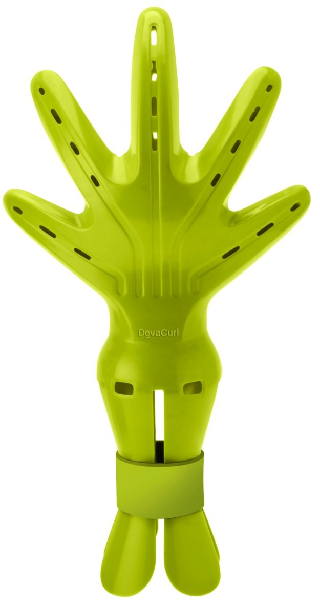DevaFuser Hair Dryer Diffuser - Green by Deva Curl for Unisex - 1 pc Hair Dryer 6020