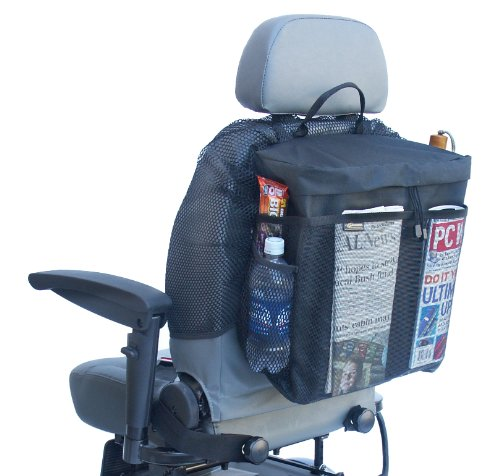 Electric Power Wheelchair Back Pack