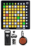 Novation LAUNCHPAD MINI MK2 MKII USB MIDI DJ Controller+Mic+Headphones by NOVATION