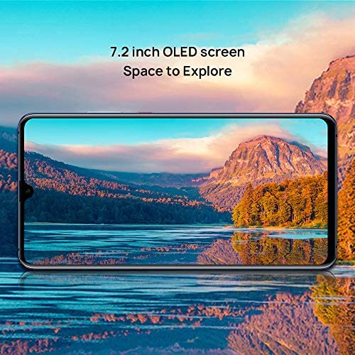 Huawei Mate 20 X EVR_L29 Dual-SIM 128GB (GSM Only | No CDMA) Factory Unlocked 4G/LTE Smartphone - International Version (Midnight Blue)