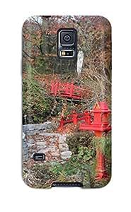 ZippyDoritEduard Premium Protective Hard Case For Galaxy S5- Nice Design - My Garden