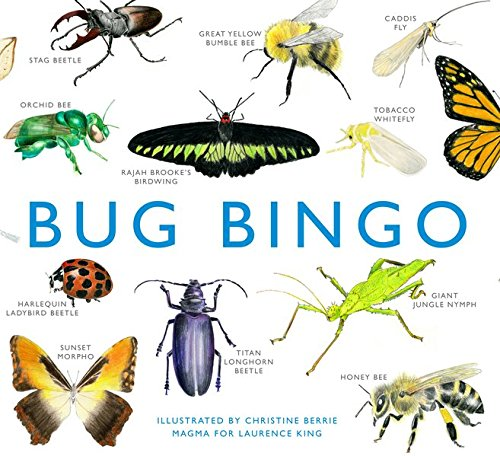 Cat Bingo (Bug Bingo (Magma for Laurence King))